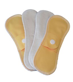 Lulu Nature Salvaslip in Cotone Biologico e Pul