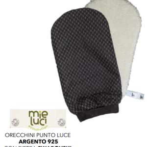 Isi Guanto Doccia Body Glove