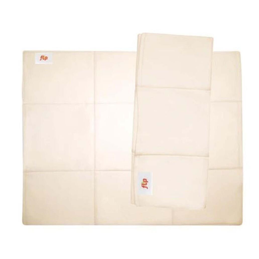 Flip Inserti ripiegabili in Cotone 3 pezzi