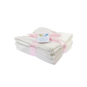 Blumchen Mussole 70x70 Birdseye Cotton 5pz