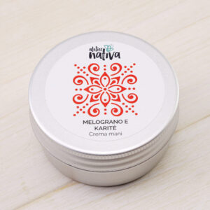 Atelier Nativa - Crema mani Melograno e Karitè Bio