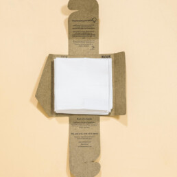 LastObject - Refill 6 fazzoletti Last Tissue