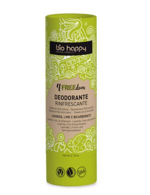 Bio Happy - Deodorante Solido Rinfrescante